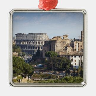 彼Colosseumかローマのコロシアム、最初に メタルオーナメント