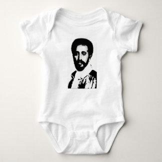 彼Haile Selassie Iのボディスーツ ベビーボディスーツ
