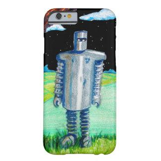 待っているロボット BARELY THERE iPhone 6 ケース