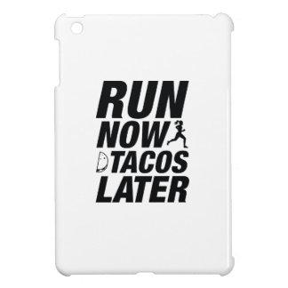 後で今操業タコス iPad MINIカバー