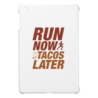 後で今操業タコス iPad MINI カバー