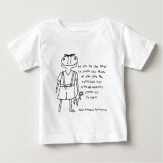 後輩 ベビーTシャツ