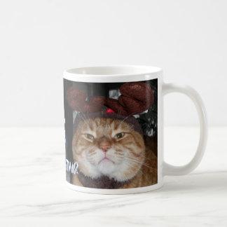 従ってこれはクリスマスのマグです コーヒーマグカップ