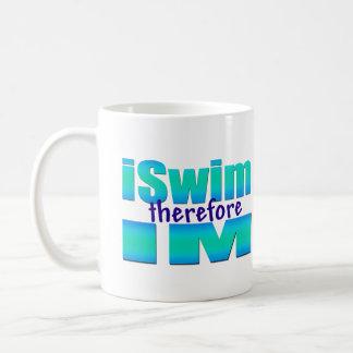 従ってiSwim IM コーヒーマグカップ