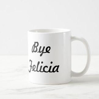 従属的なフェリシアのコーヒー・マグ コーヒーマグカップ