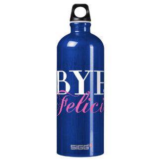 従属的なフェリシアの粋な俗語のユーモア ウォーターボトル