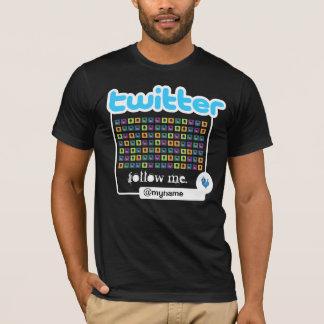 従節のTwitter Tシャツ