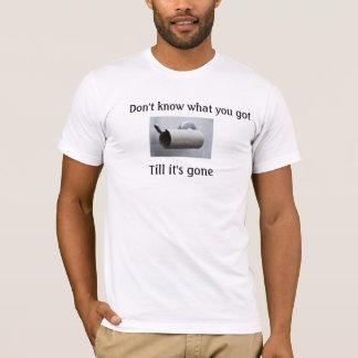 …得たものを知らないで下さい Tシャツ