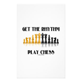 得て下さいリズムの演劇のチェス(反射チェスのこまセット)を 便箋