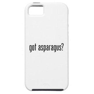 得られたアスパラガス iPhone SE/5/5s ケース