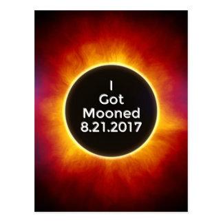 得られたアメリカの日食によっては威厳があるな21 2017.jがうろつきました ポストカード