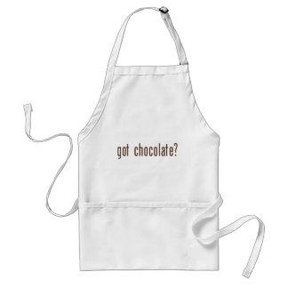 得られたチョコレートか。 スタンダードエプロン