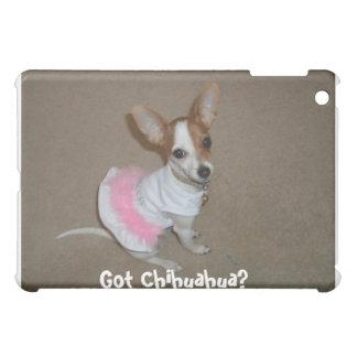 得られたチワワのipad iPad mini カバー