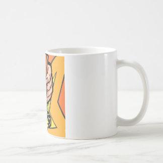 得られたヌードルか。 コーヒーマグカップ