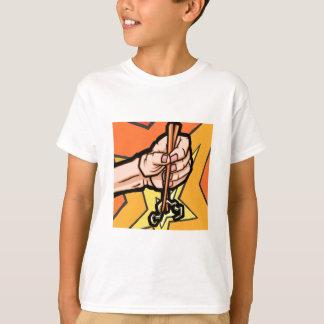 得られたヌードルか。 Tシャツ