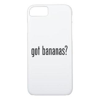 得られたバナナ iPhone 8/7ケース