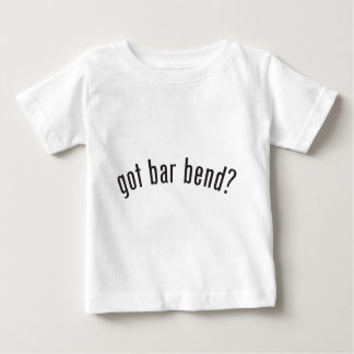 得られたバーのくねりか。 ベビーTシャツ