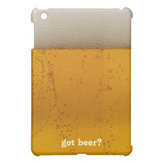 得られたビールか。 おもしろいなipadの場合 iPad miniカバー
