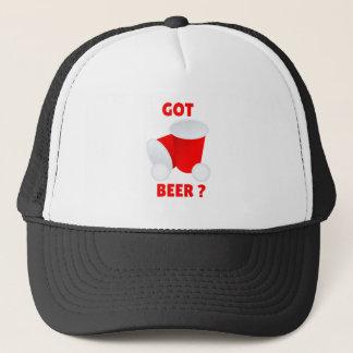 得られたビールか。 ビールPongのトラック運転手の帽子/帽子 キャップ