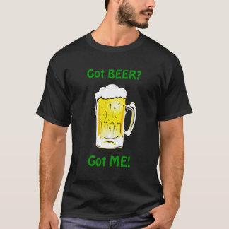 得られたビールか。 St patricks dayのTシャツ Tシャツ
