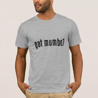 得られたマンボーか。 Tシャツ