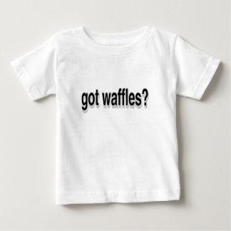 得られたワッフル ベビーTシャツ
