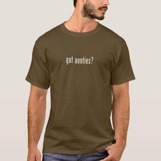 得られた伯母さんか。 Tシャツ