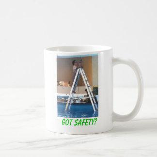 得られた安全か。 コーヒーマグカップ