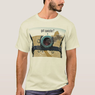 得られた小さなかんか。 Tシャツ