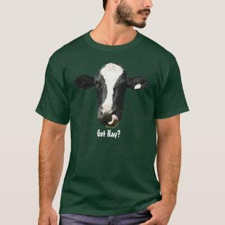 得られた干し草か。 Tシャツ