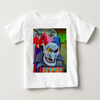 得られた恐怖か。 ベビーTシャツ