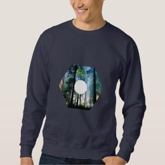 得られた木か。 スウェットシャツ