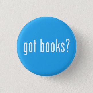 得られた本か。 Pin 3.2cm 丸型バッジ