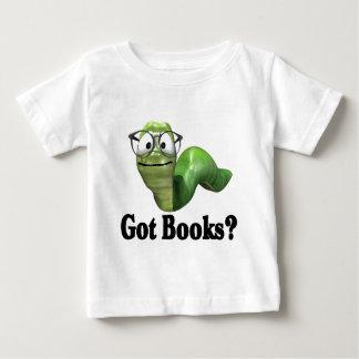 得られた本のTシャツおよびギフト ベビーTシャツ