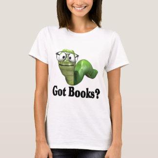 得られた本のTシャツおよびギフト Tシャツ