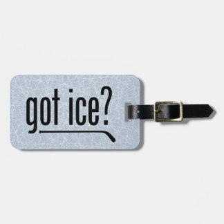 得られた氷か。 (ホッケー) ラゲッジタグ