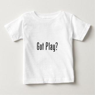得られた演劇か。 ワイシャツ ベビーTシャツ