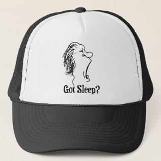 得られた睡眠か。 キャップ