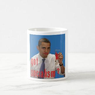得られた社会主義 コーヒーマグカップ