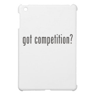 得られた競争か。 iPad MINIケース