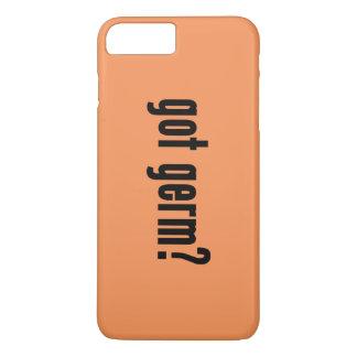 得られた細菌か。 iPhone 8 PLUS/7 PLUSケース