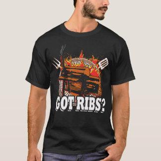 得られた肋骨か。 Tシャツ