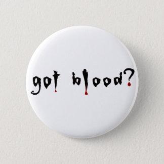 得られた血か。 缶バッジ