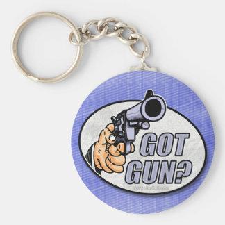 得られた銃か。… キーホルダー
