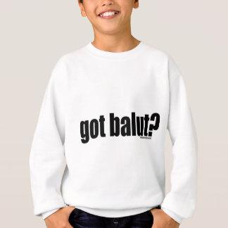 得られたBalutか。 スウェットシャツ