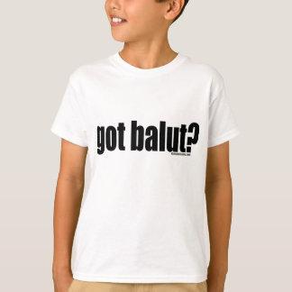 得られたBalutか。 Tシャツ