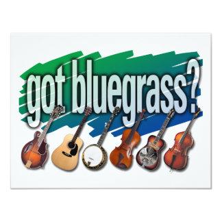 """""""得られたBluegrassか。"""" カード"""