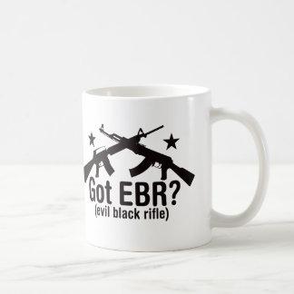 得られたEBRか。 AR15およびカラシニコフ自動小銃 コーヒーマグカップ