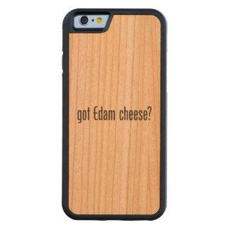 得られたedamのチーズ CarvedチェリーiPhone 6バンパーケース
