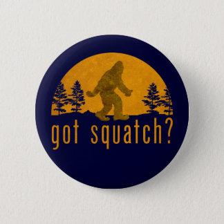 得られたSquatchか。 ヴィンテージ 缶バッジ